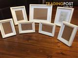 Large quality picture frame collection