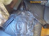 Great gift Brand New Authentic EMPORIO & CO leather Jackets.