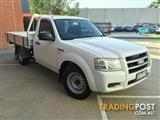 2007 Ford Ranger XL PJ Cab Chassis
