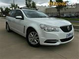 2013 Holden Commodore Evoke Sportwagon VF MY14 Wagon