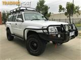 2011 Nissan Patrol DX GU 7 MY10 Wagon