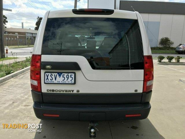 2005 Land Rover Discovery 3 S  Wagon