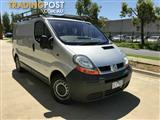 2006 Renault Trafic Low Roof X83 Van