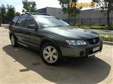 2004 Holden Adventra CX8 VY II Wagon