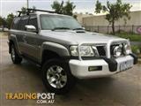 2004 Nissan Patrol ST GU IV MY05 Wagon