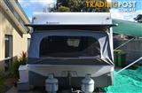 2011 Jayco Expanda Caravan (18-57-9) model with full Annex for Sale