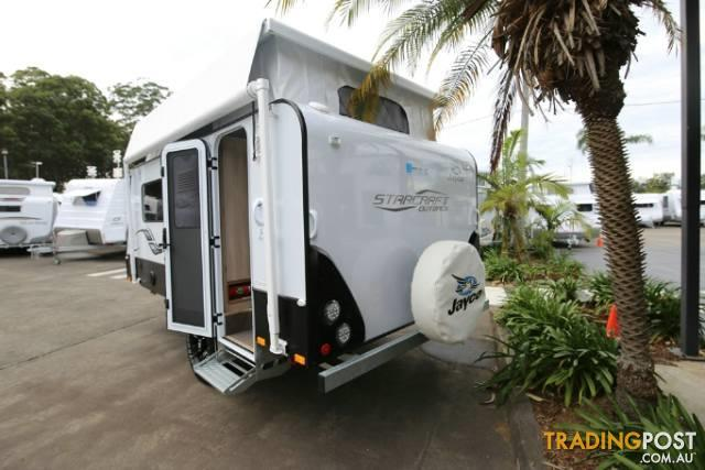 Brilliant 2015 CARAVAN JAYCO SWAN OB15CP CAMPER For Sale In Coffs Harbour NSW