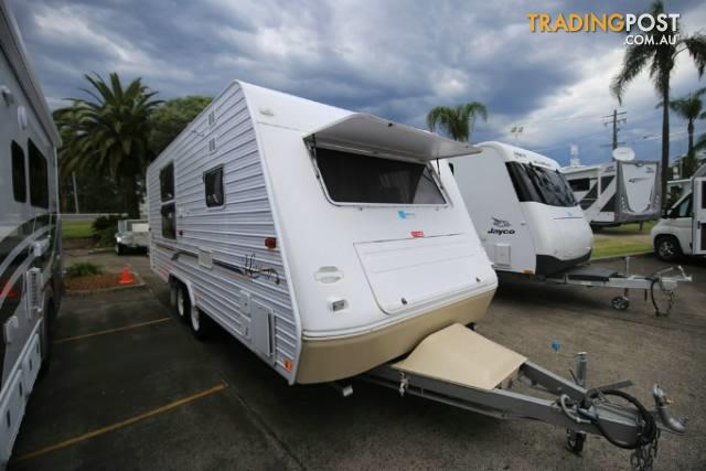 Original 2017 JAYCO FLAMINGO OB17CP CAMPER For Sale In Coffs Harbour NSW