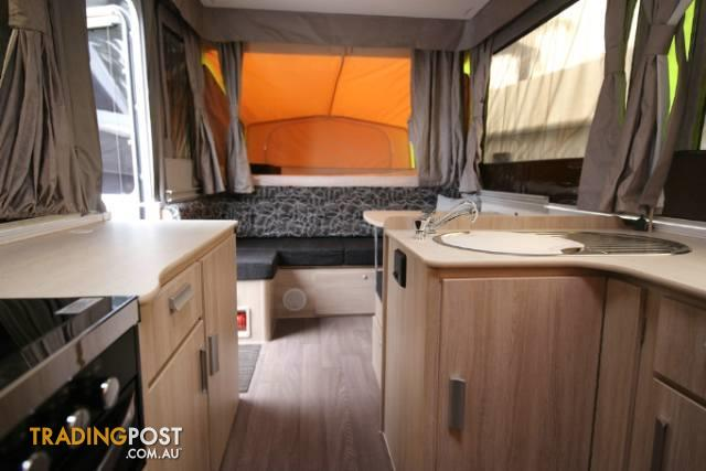 Creative 2010 Jayco Sterling PopTop For Sale In Coffs Harbour NSW  2010 Jayco