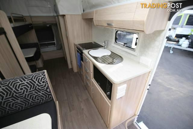 Perfect 2016 CARAVAN JAYCO STARCRAFT 13421OB16SC POPTOP For Sale In Coffs
