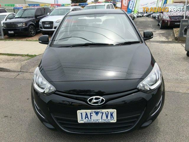2013 Hyundai i20 Active PB MY14 Hatchback