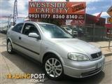 2001 Holden Astra SRi TS Hatchback
