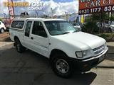 2000 Holden Rodeo LX TFR9