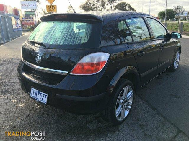 2005 Holden Astra CD AH Hatchback