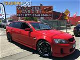 2008 Holden Commodore SS VE MY09.5 Sportswagon