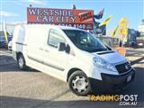 2015 Fiat Scudo LWB MY13 Van