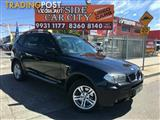 2006 BMW X3 3.0D E83 MY07 Wagon
