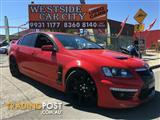 2010 Holden Special Vehicles GTS  E2 Series Sedan