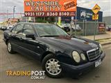 1998 Mercedes-Benz E240 Classic W210 Sedan