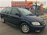 2003 Chrysler Grand Voyager Limited RG Wagon