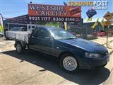 2005 Ford Falcon XLS BA MkII Cab Chassis