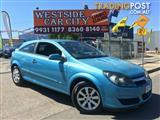 2005 Holden Astra CD AH MY06 Coupe