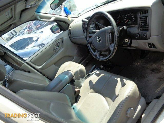 2002 Mazda Tribute Luxury  Wagon