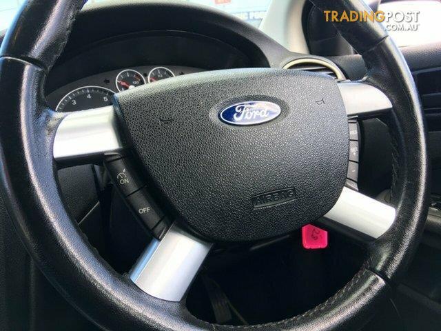 2006 Ford Focus LX LS Sedan
