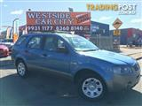 2006 Ford Territory TX (4x4) SY Wagon