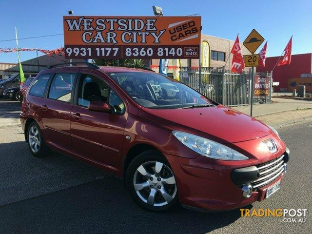 2007 Peugeot 307 XSE HDI 2.0 Touring MY06 Upgrade Wagon for sale in