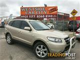 2007 Hyundai Santa Fe Elite CRDi (4x4) CM MY07 Upgrade Wagon