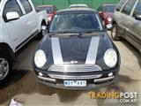 2002 Mini Cooper Cooper R50 Hatchback