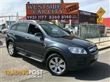 2007 Holden Captiva LX (4x4) CG MY08 Wagon