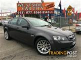2008 Holden Commodore Omega 60th Anniversary VE MY09 Sedan