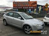 2006 Ford Focus LX LS Hatchback