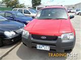 2004 Ford Escape XLS ZB Wagon
