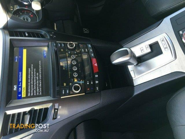 2010 Subaru Liberty 2.5I GT Premium MY10 Wagon
