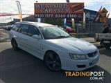 2006 Holden Commodore SVZ VZ MY06 Wagon