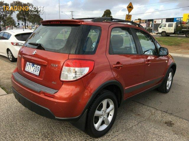 2008 suzuki sx4 4x4 gy hatchback for sale in hoppers. Black Bedroom Furniture Sets. Home Design Ideas