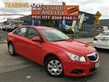 2011 Holden Cruze CD JH MY12 Hatchback