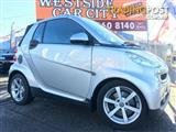 2008 Smart ForTwo pulse Softip 451 MY09 Cabriolet