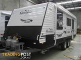 Reliance Caravans OUTBACK 21' Semi Off Road