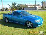 2003 FORD FALCON XR8 BA UTILITY