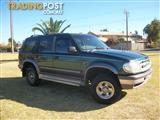 1997 FORD EXPLORER LIMITED (4x4) 4D WAGON