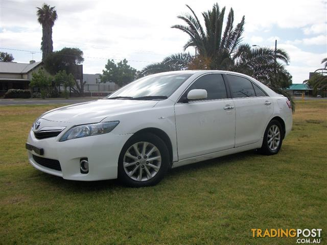 2010 toyota camry hybrid ahv40r 4d sedan for sale in cheltenham sa 2010 toyota camry hybrid. Black Bedroom Furniture Sets. Home Design Ideas