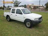 1999 MAZDA B2500 BRAVO DX (4x4) DUAL CAB P/UP
