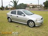 2001 HOLDEN ASTRA CD TS 5D HATCHBACK