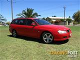 2006 HOLDEN COMMODORE ACCLAIM VZ 4D WAGON