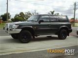 2000 Nissan Patrol   Wagon