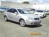 2008 Holden Viva   Sedan
